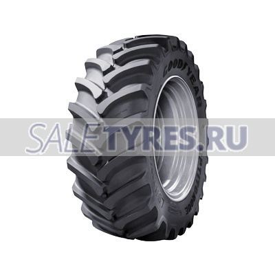 Шина 710/70R42 179D  Goodyear Optitorque TL (США)
