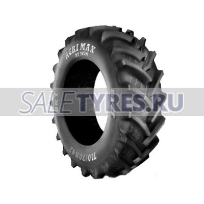 Шина 710/70R42 173D  BKT Agrimax RT-765M TL