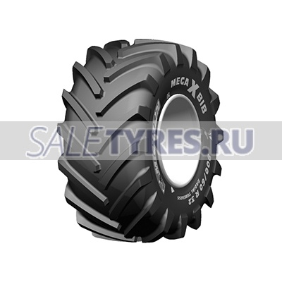 Шина VF 650/60R38 155D  Michelin XEOBIB TL