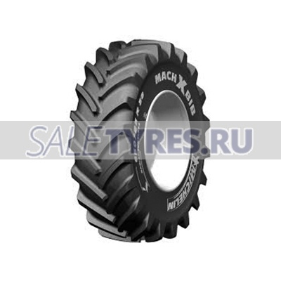 Шина 710/70R42 (28LR42) 173D  Michelin MACHXBIB TL